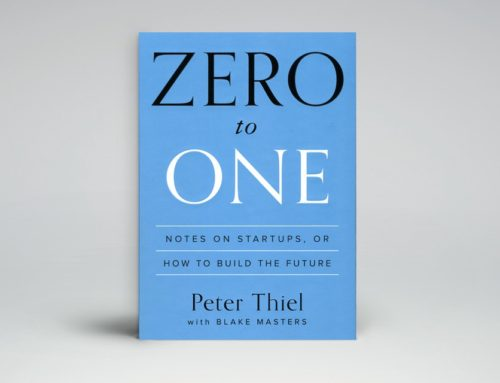 Peter Thiel, Zero to One, Competition vs  Innovation